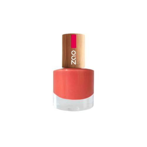 ZAO 656  körömlakk Coral 8 ml.