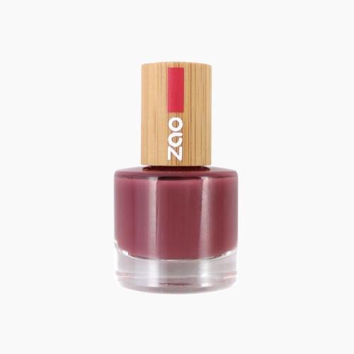 ZAO 667 körömlakk amaranth pink 8 ml.