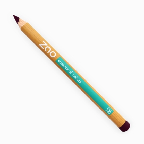 ZAO bio multifunkciós ceruza 556  plum 1,14 g.