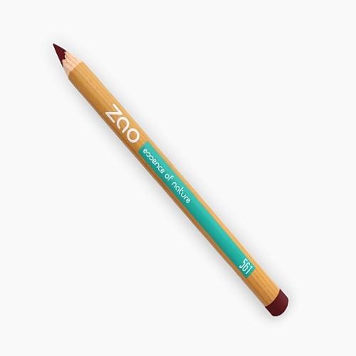ZAO bio multifunkciós ceruzák 561 Red Ochre 1,14 g.